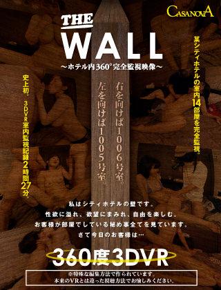 THE WALL〜ホテル内360°完全監視映像